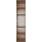 Пенал трансформер модуль №1+№1 вертикальный цвет ЛДСП клен